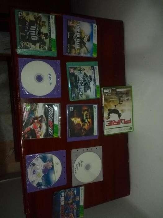 Vendo Xbox 360 Super Slim Muu Poco Uso