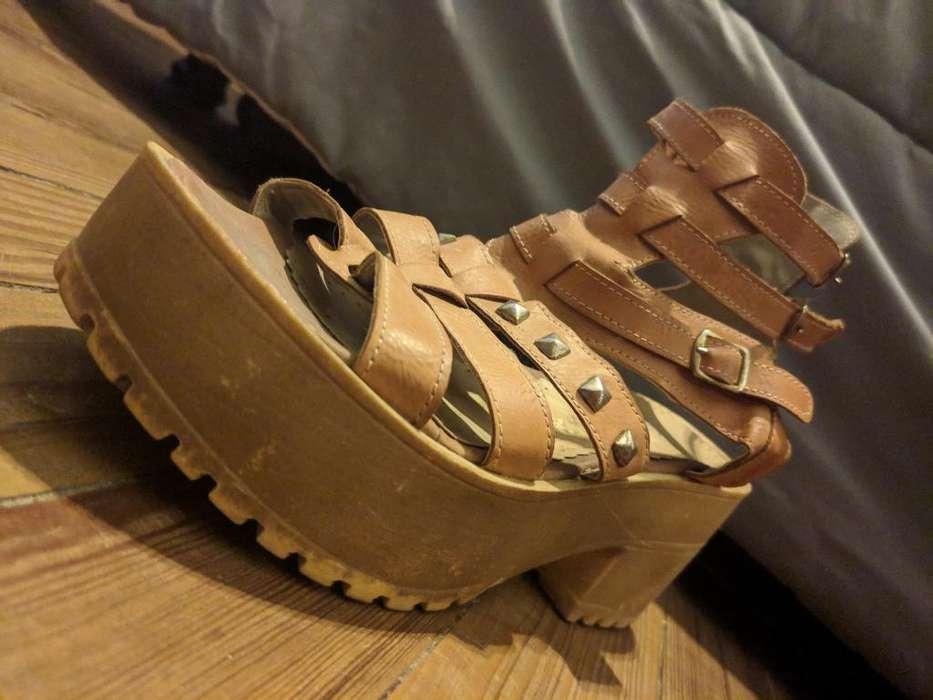 Lote de 7 Pares de Zapatos