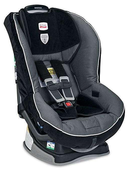 Vendo silla de carro marca Britax