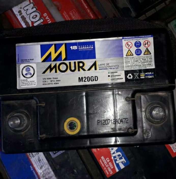 <strong>bateria</strong> Moura 65 Amp