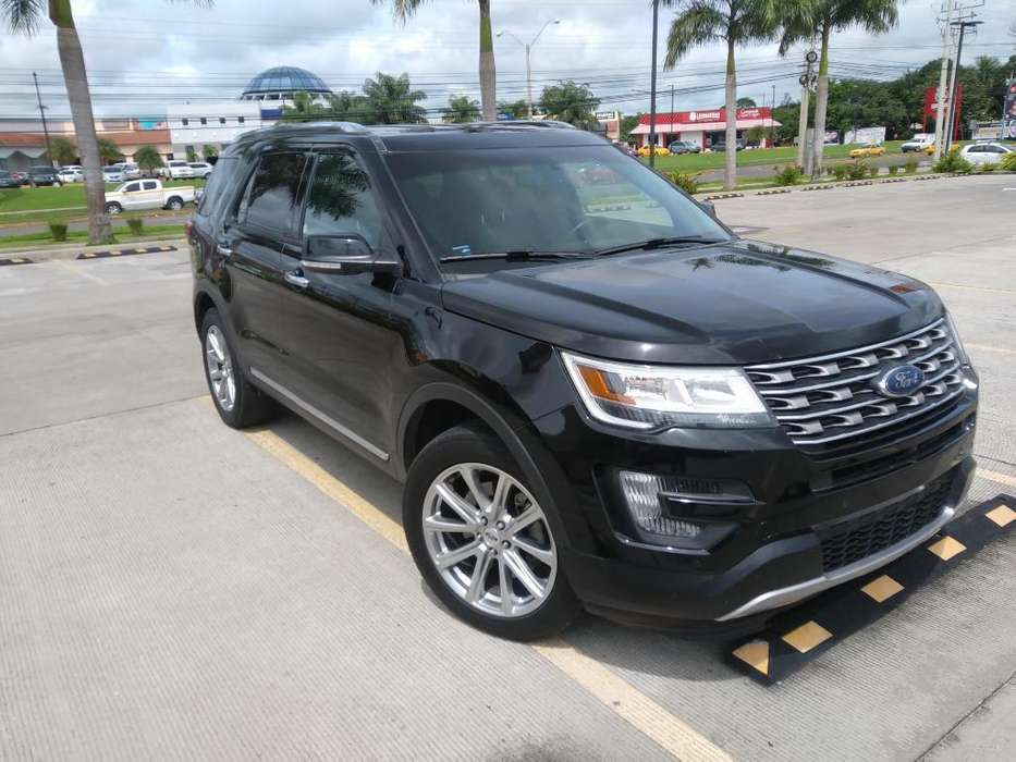 Ford Explorer 2016 - 85000 km
