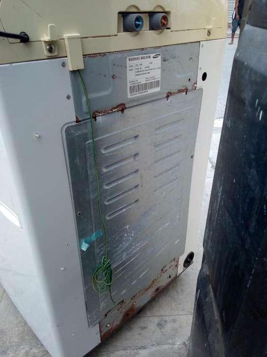 Lavadora Samsung Esta Operativa
