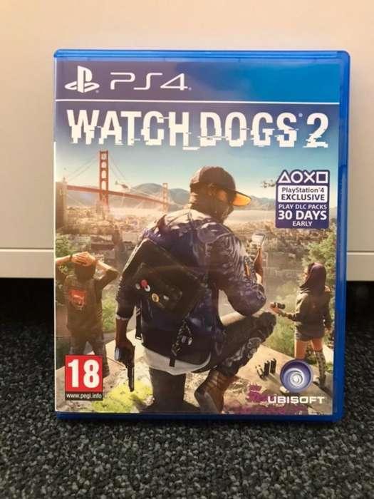 Watch Dogs 2 Ps4 Fisico Dia Del Niño