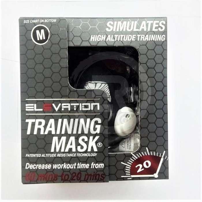 Entrenamiento Mascara 3.0 Elevación Elevation - Training Mask