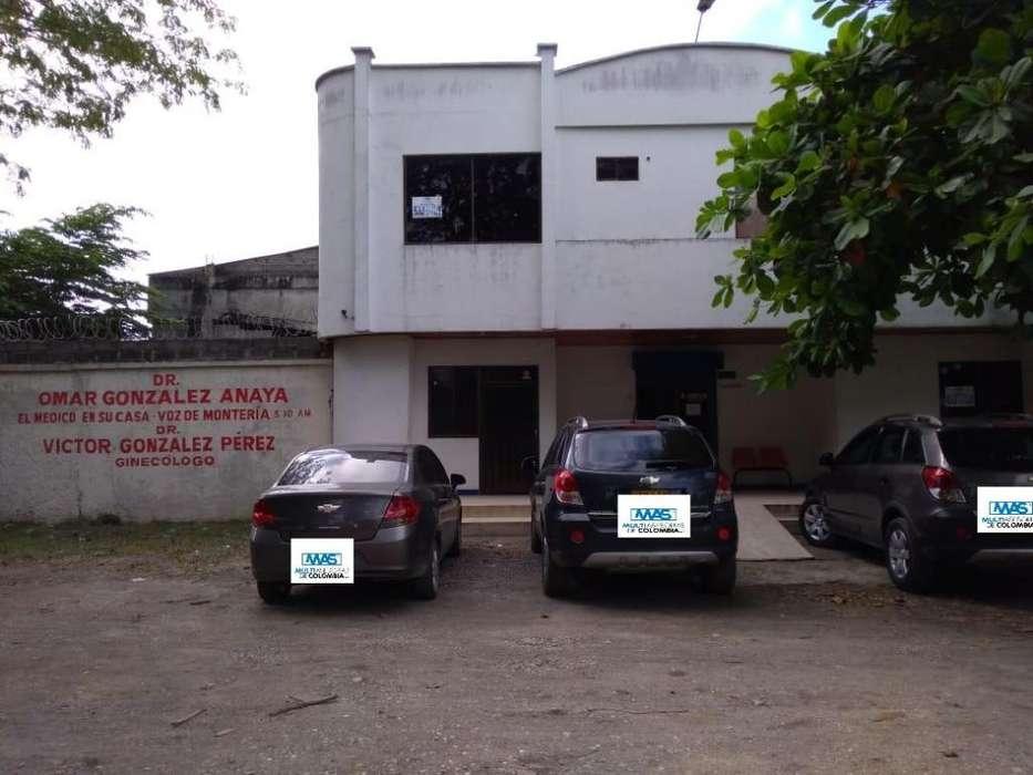 <strong>edificio</strong> en Venta Montería