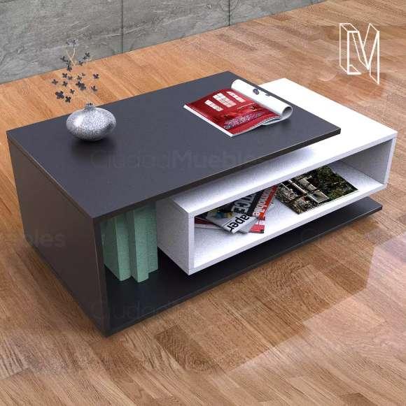 Mesa Ratona De Centro Diseño Moderno Exclusivo