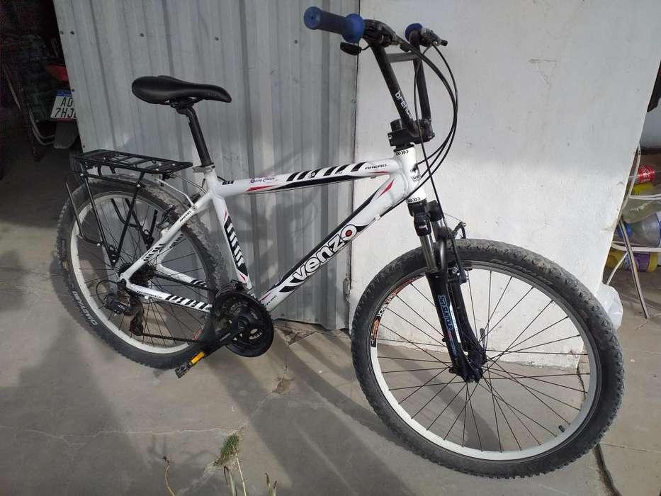 Vendopermuto bicicleta venzo rodado 26