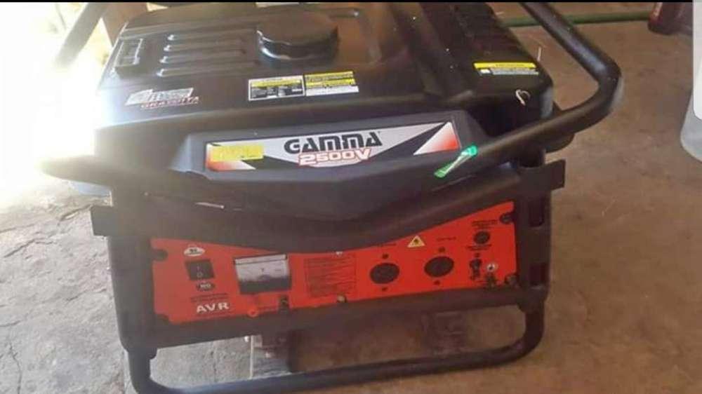 Generador Eléctrico Gamma 2500