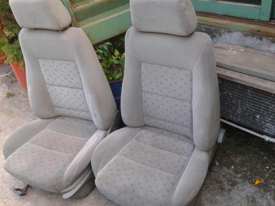 <strong>butacas</strong> DEL. Y ASIENTO TRASERO COMPL. VW GOL CANTRY