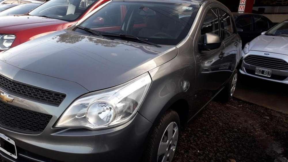 Chevrolet Agile 2011 - 110000 km