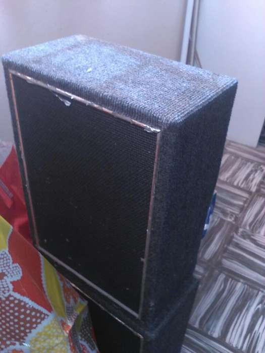 Vendo <strong>parlantes</strong> de Audio