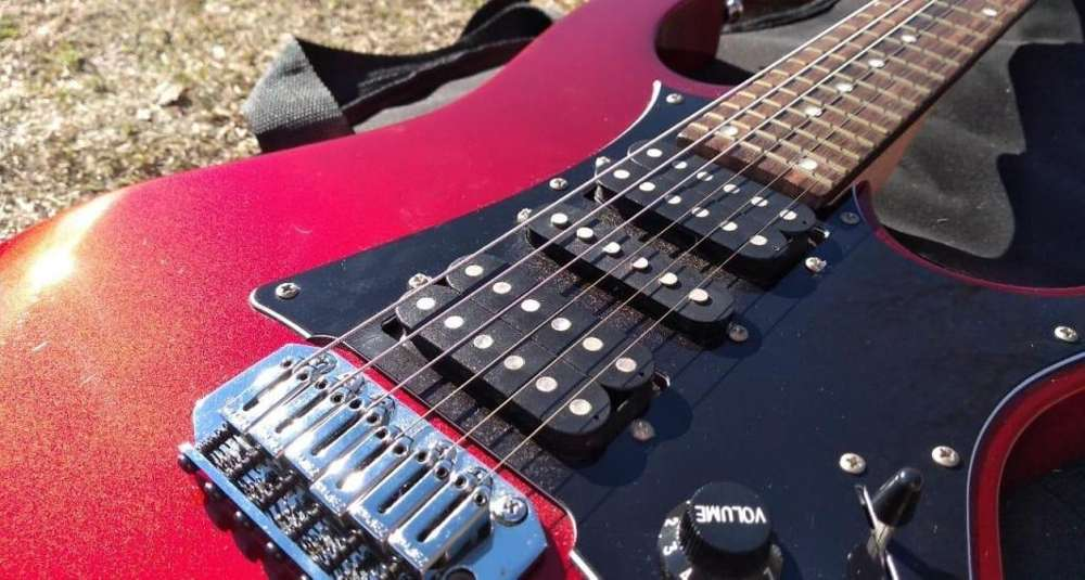 Combo Guitarra Eléctrica Ibanez Gio