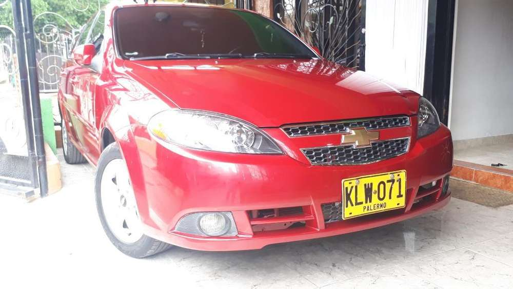 Chevrolet Optra 2012 - 35989 km