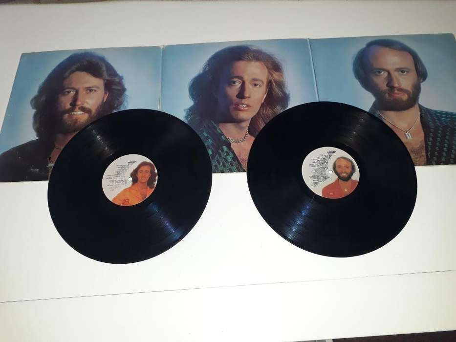 Vinilo Dee Los 70 _ Bee Gees Greatest..