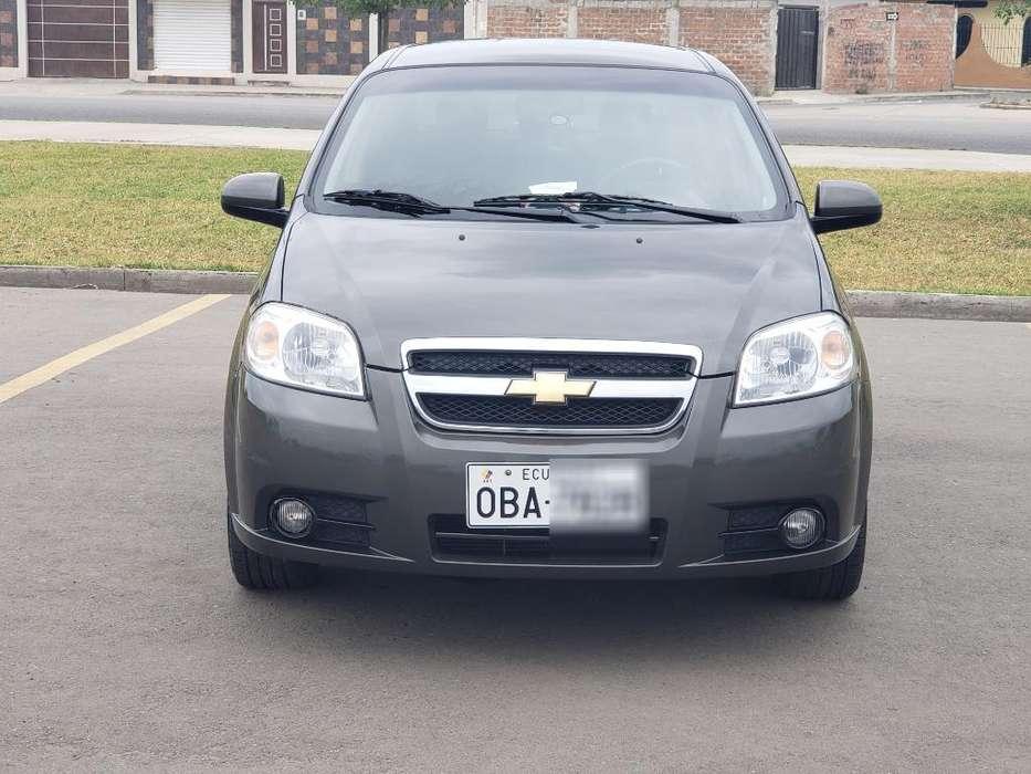 Chevrolet Aveo 2014 - 120000 km