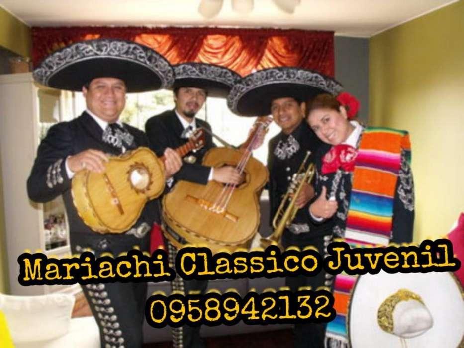 Comunicate Las 24h Mariachis en Quito