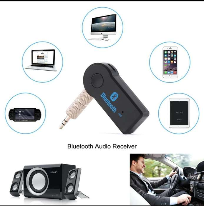 Bluetooth para Carro Equipos de Sonido