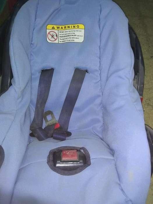 Sillita para Auto de Bebé