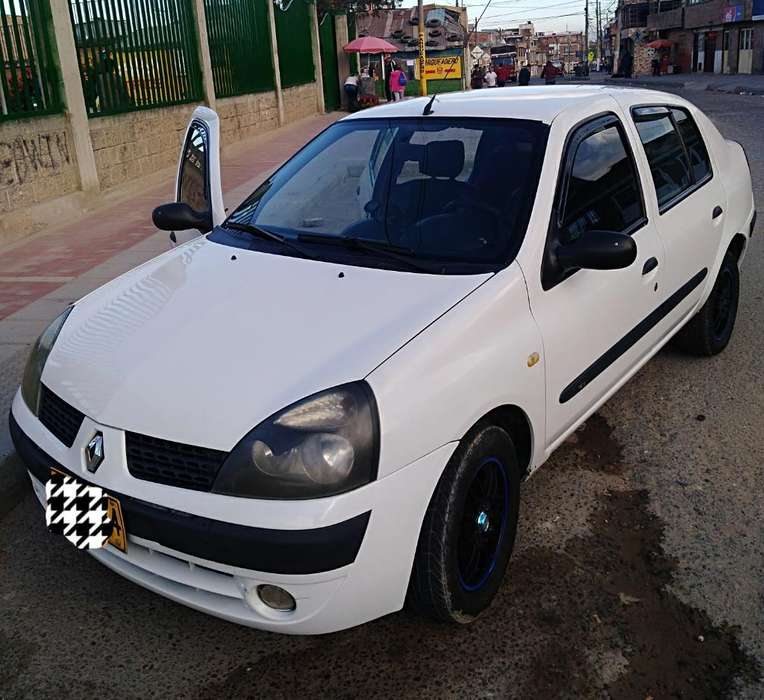 Renault Symbol 2005 - 170000 km