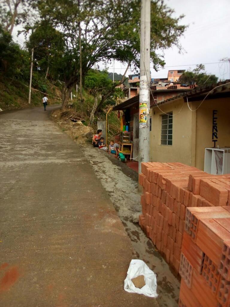 Vendopermuto Parcela Saliendo Bucaramang