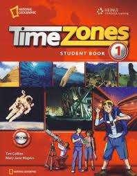 Libro ingles timezones 1A