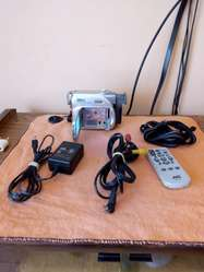 Videocamara Jvc Mini