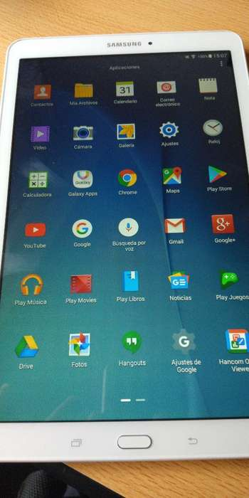 Tablet Samsung Galaxy Tab Impecable