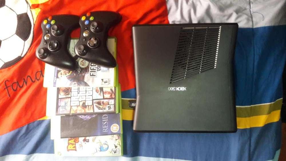 Xbox 360 Cambio con Ps4 Más Ajuste
