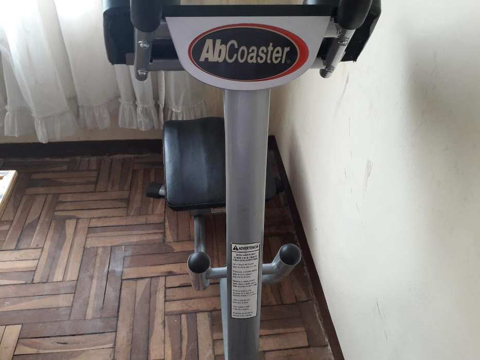 Máquina de Abdominales Abcoaster