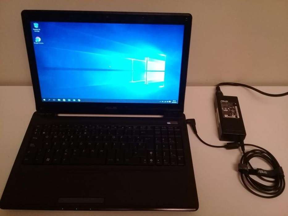 Notebook Asus 4core I3