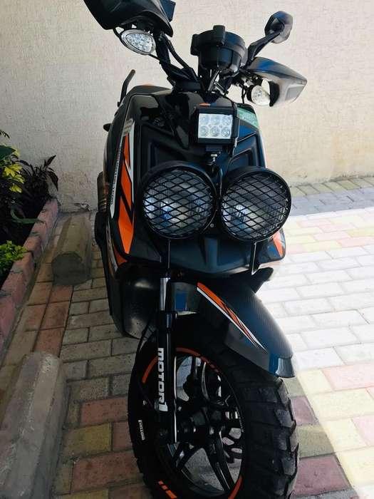 Motor 1 (175Cc) Seminueva