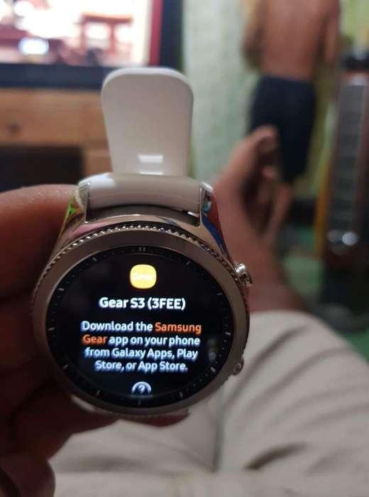 Samsung Gear S3 Clásic