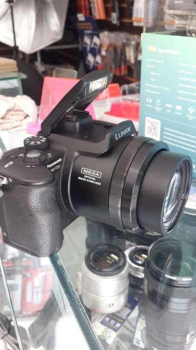 Camara Panasonic Fz20