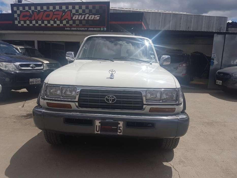 Toyota Land Cruiser 1996 - 234000 km