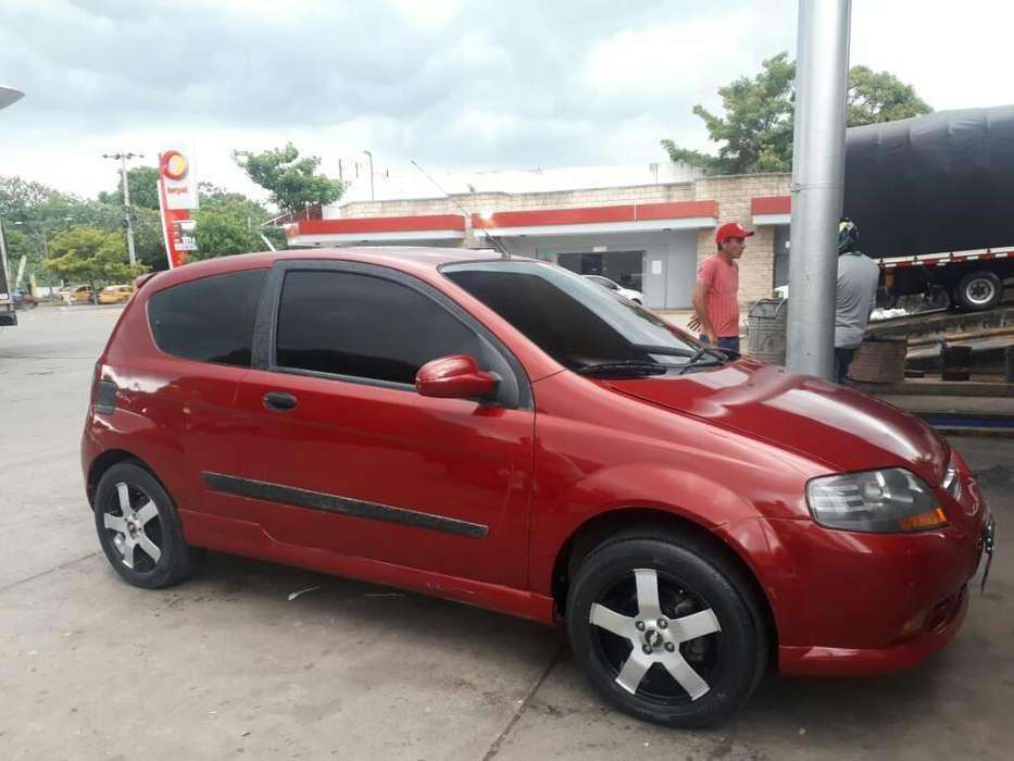 Chevrolet Aveo Emotion 2008 - 84000 km