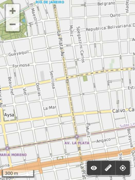 Vendo Terreno Av La Plata Y Alberdi