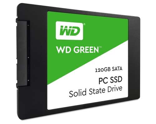 Ssd 120gb Wd Green Sata Iii 2.5