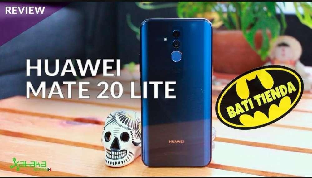 Huawei Mate 20 Lite Nuevo Garantía 1 Año