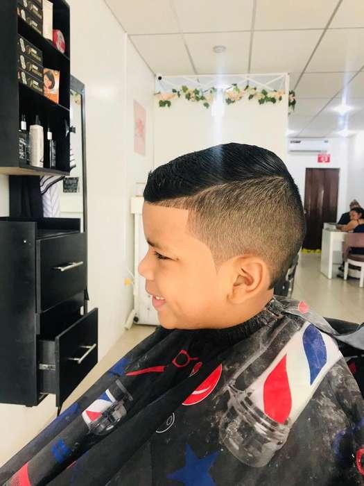Solicitamos Barbero Guayaqui 0995954633