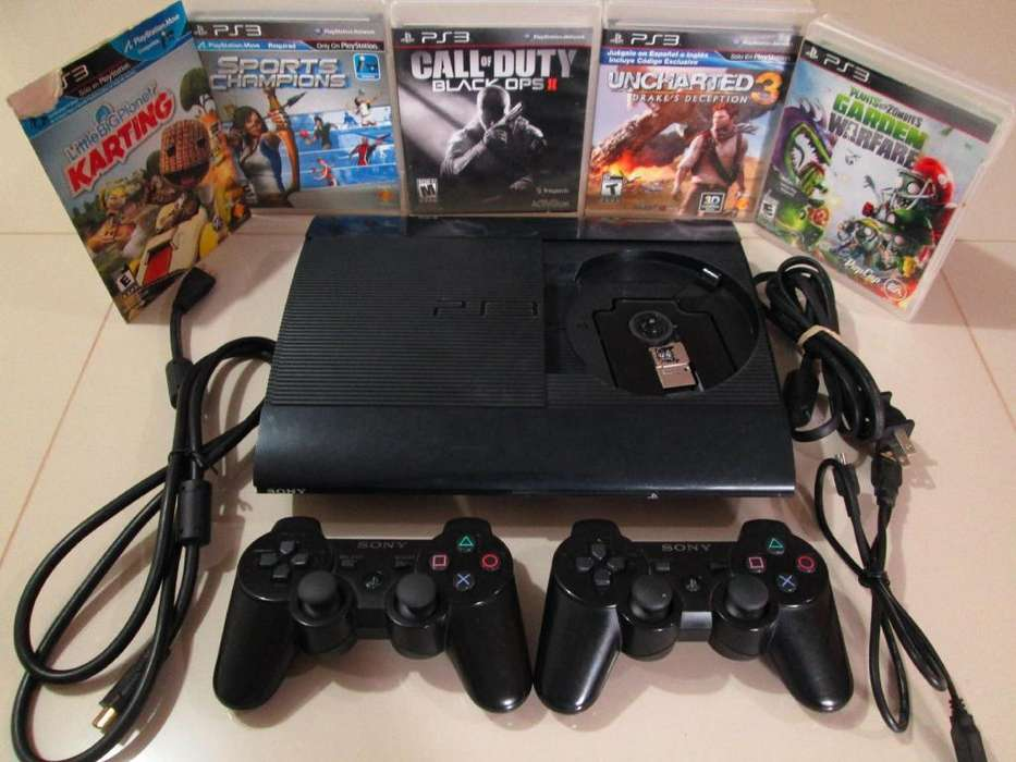 Play Station 3 Super Slim PS3