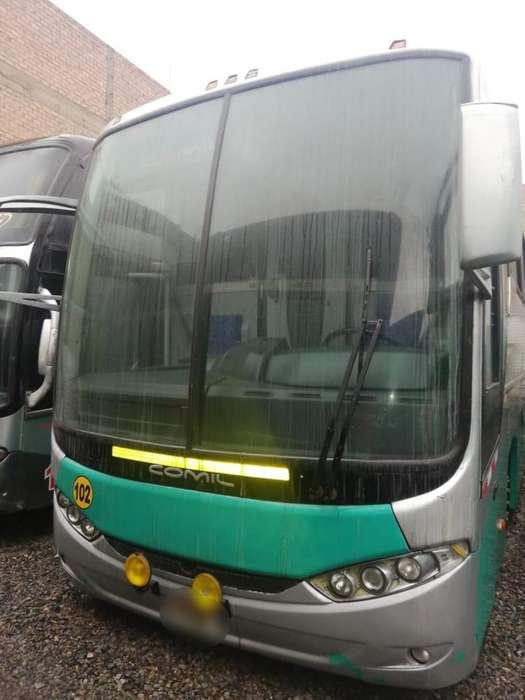 BUS SCANIA K1241 6x2 NB360 AÑO: 2008 /// NO MERCEDES // NO VOLVO