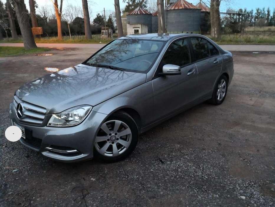 Mercedes-Benz Clase C 2013 - 88000 km