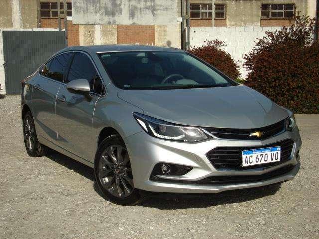 Chevrolet Cruze 2018 - 24000 km