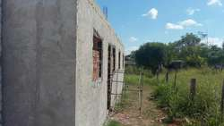 Vendo Terreno con Construccion