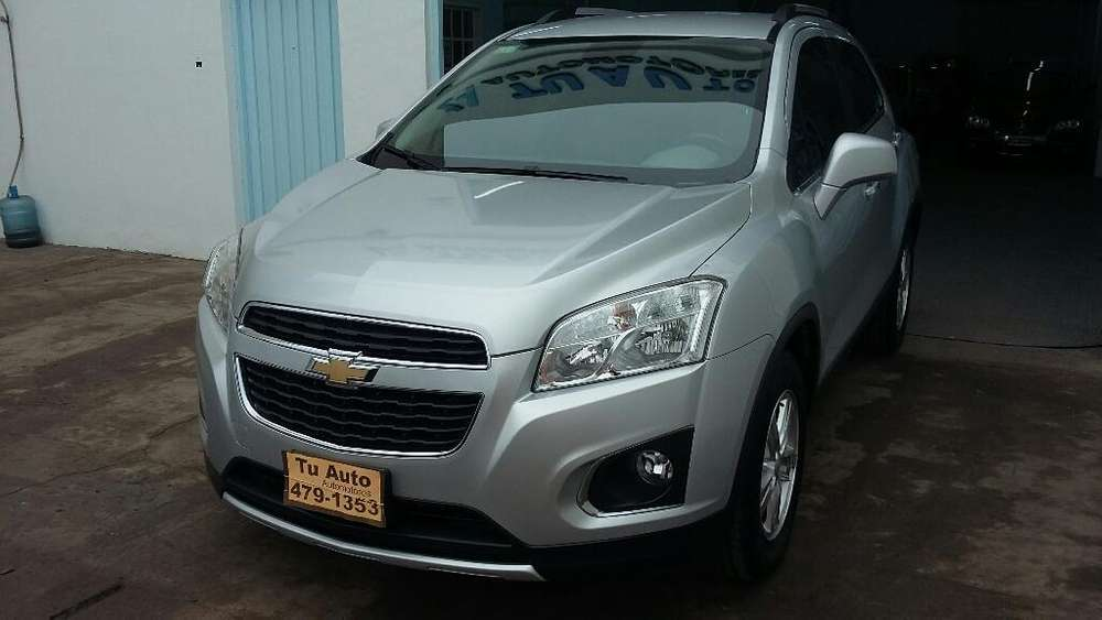 Chevrolet Tracker 2014 - 63000 km