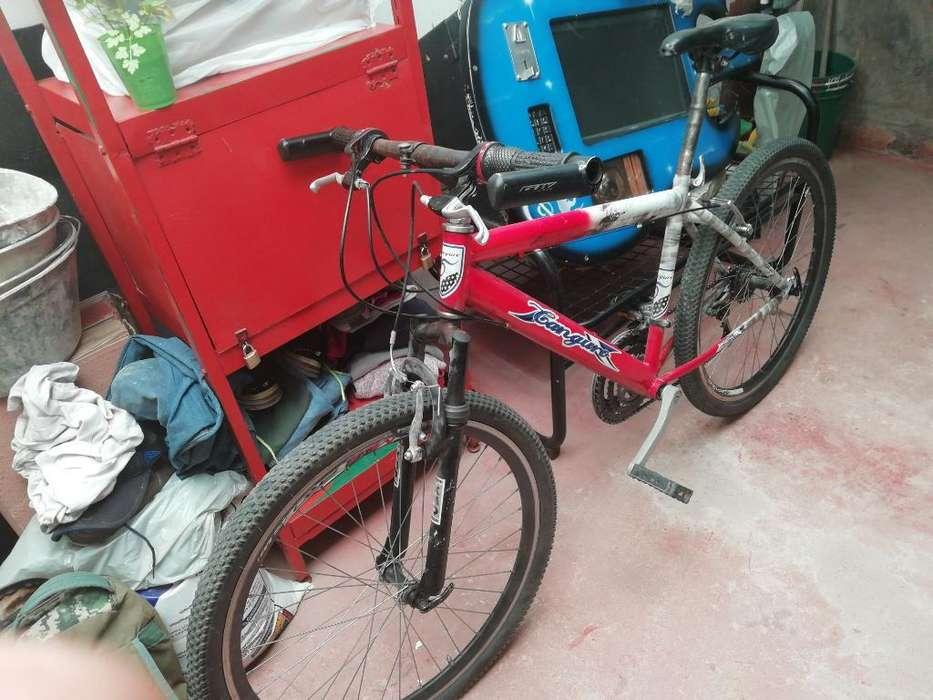 Bicicleta Todo Terreno..