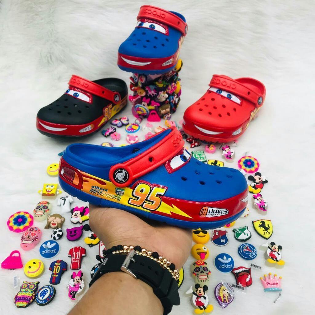 Crocs de Cars
