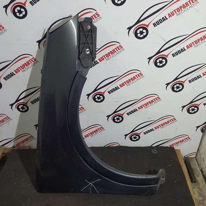 Guardabarro Delantero Derecho <strong>chevrolet</strong> Corsa II 2375 Oblea:01860633