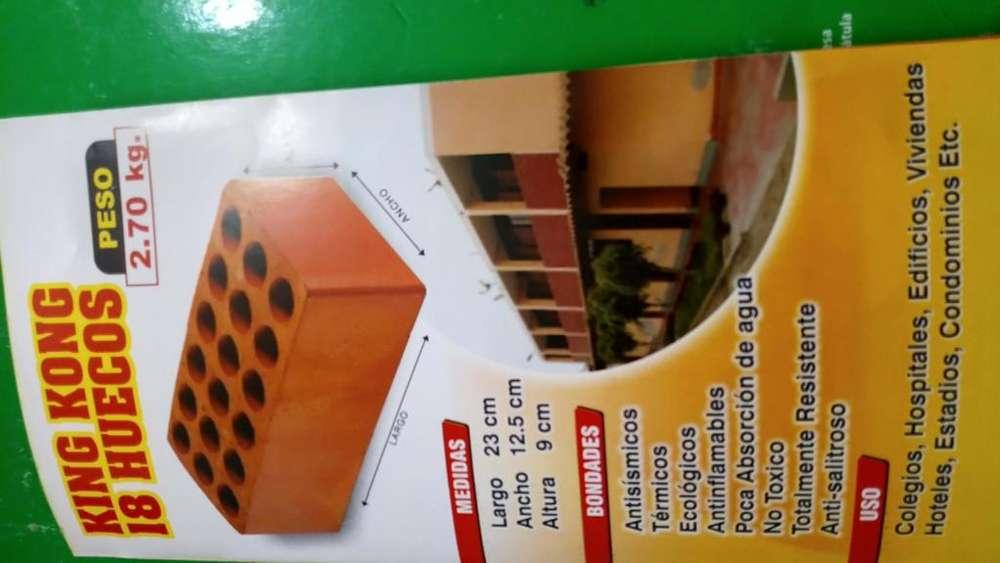 Vendo Fabrica de ladrillos necanizados en Barranca