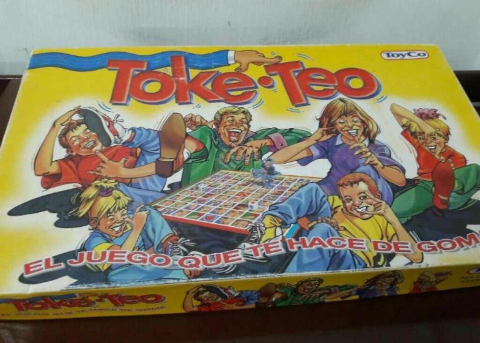Juego Toke-teo Oferta 8